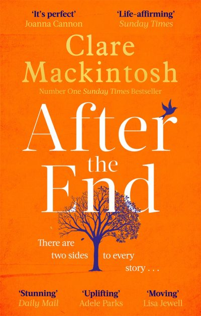 After The End by Clare Mackintosh - Book Cover